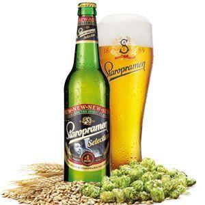История чешского пива старопрамен
