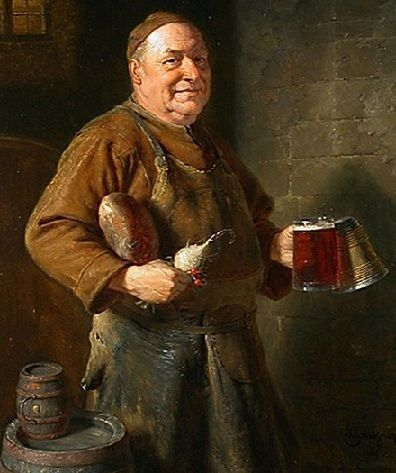 пиво монахов