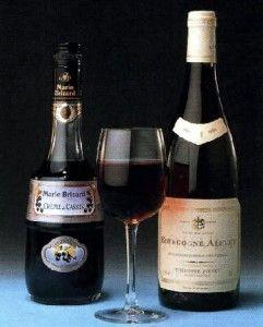 Изысканное бургундское вино
