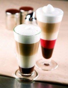 listového káva