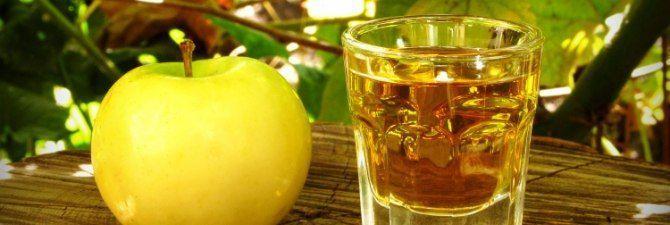 Яблочная водка – наша или заморская, какая лучше?