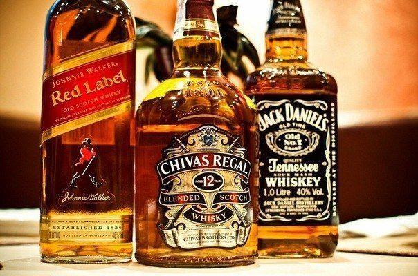 Элитный алкоголь: топ 5 самых популярных