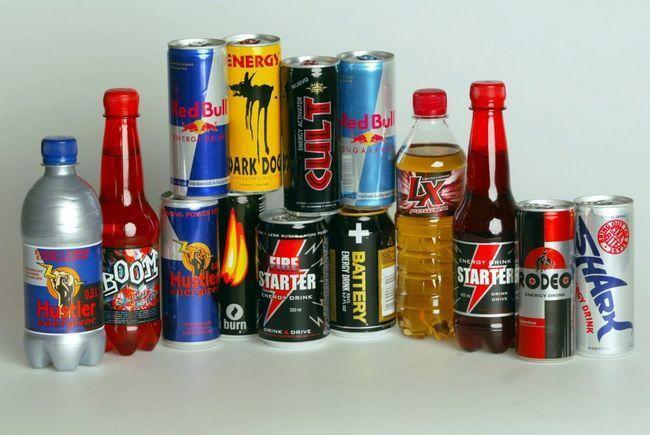 Как алкогольные энергетики влияют на человека?