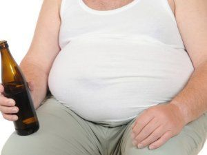 Как можно убрать пивной живот?