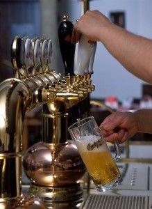 Как правильно налить пиво из кеги
