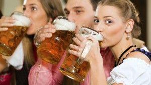 Как правильно употреблять пиво