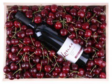 Как приготовить домашнее вино из черешни. Рецепт