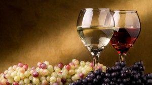 bijelo i crno vino