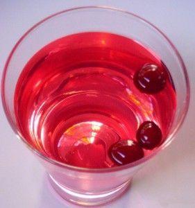 Как приготовить клюквенную настойку на спирту