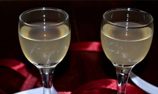 Домашнее шампанское из крыжовника