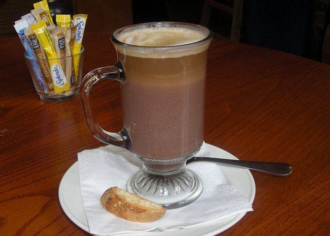 Recept likér káva