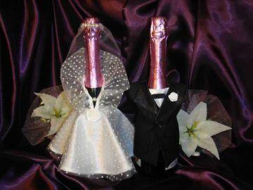 Kako ukrasiti bocu šampanjca na rođendan ili vjenčanje