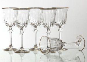 Как выбрать бокалы для вина?