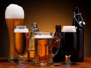 разливное и бутылочное пиво