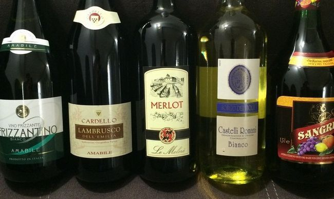 Разнообразие вин