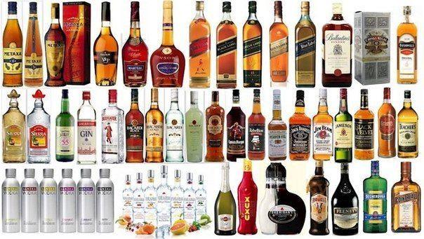 Какой алкогольный напиток самый безвредный для здоровья?