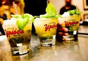 Koktejly s rumem