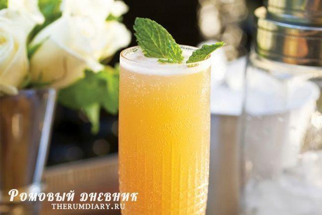 Классический коктейль мимоза (mimosa)