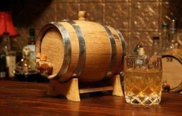 Классический виски в домашних условиях