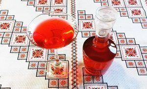 Kozarec za vino in steklenice
