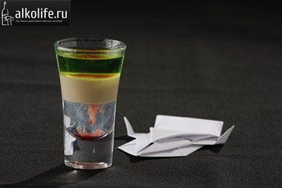коктейль хиросима фото