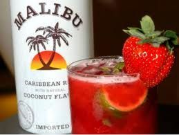 Cocktail Malibu