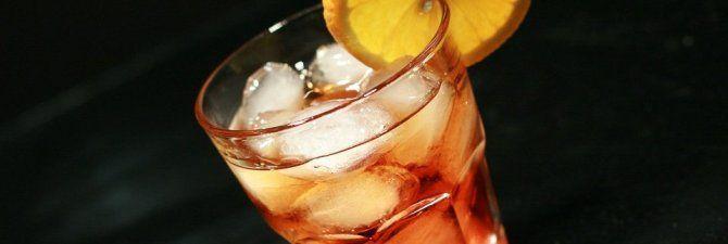 Коктейль негрони – для тех, кто любит джин