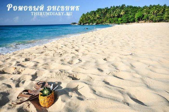 Koktajl Pina Colada (Pina Colada): Caribbean vkusnuypirogek