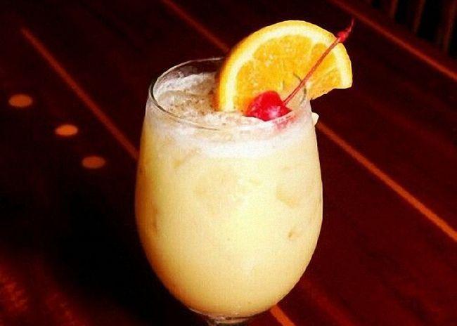 Koktejl mix s rumem
