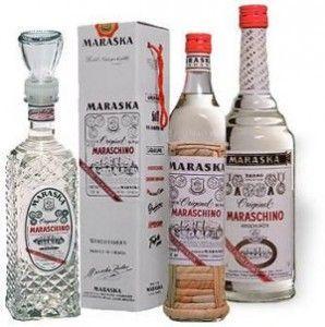 бутылки с мараскино