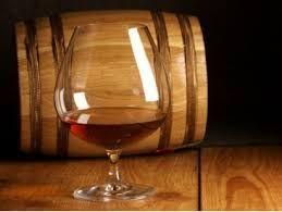 Cognac apă de ploaie