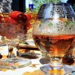 Коньяк из водки – рецепт настойки-имитации на дубовой коре и ягодах