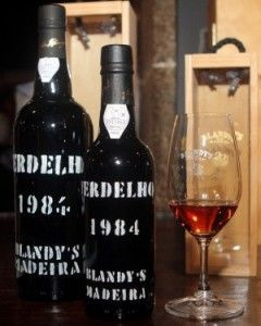 Креплёное вино мадера