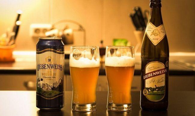Процесс приготовления пива фото