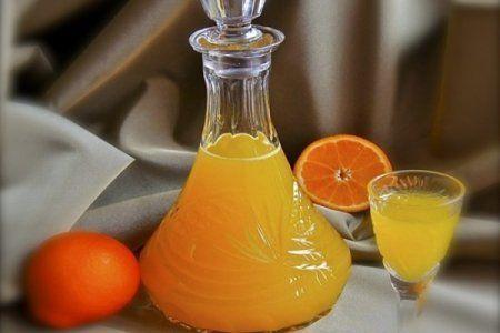Tangerine tinktura