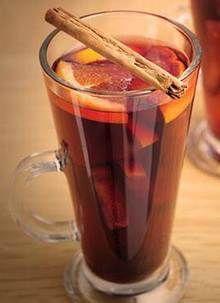 Лучшие рецепты чайного глинтвейна