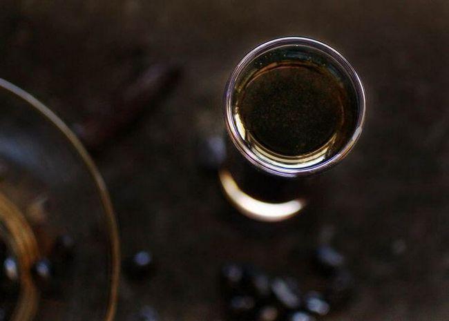 Медленно на взлёт. Настойка кофе на водке, спирту и самогоне