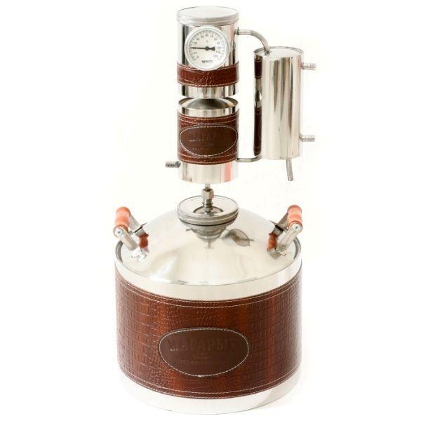 Модель машковского — лучший выбор самогонного аппарата
