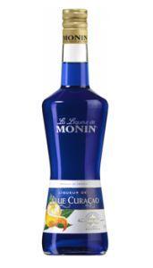 Monin blue Curaco