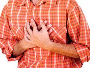 Инфаркт при похмелье