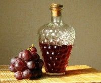 Infuzije grožđa kod kuće