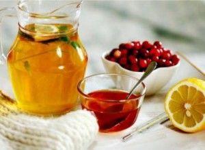 Напитки, помогающие справиться с ангиной