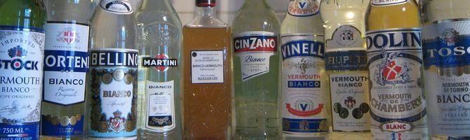 Напиток вермут бьянко