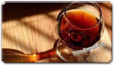 Nalewka - domowej roboty brandy
