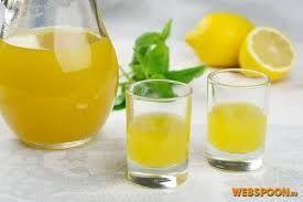 Nalewka z cytryny