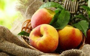 Настойка из персиков