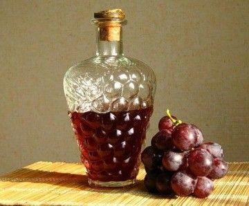 Настойка из винограда на водке – источник здоровья и жизненных сил