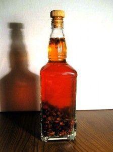 бутылка кедровки
