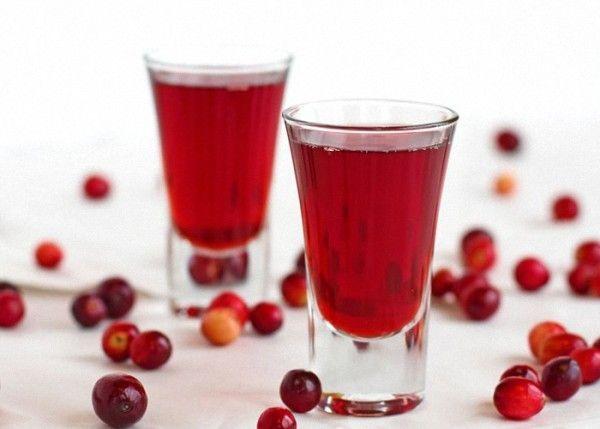 Настойка на клюкве: простые рецепты изумительного напитка