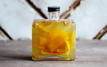 Настойка на меду – напиток молодости